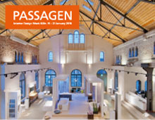 Passagen - Interior Design Week Köln 2018