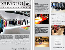 Obrycki-Flyer - design for your business